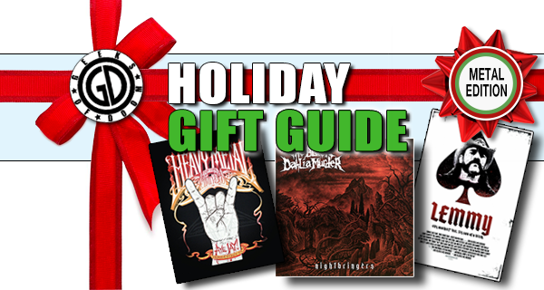 Holiday Metal Gift Guide 2017