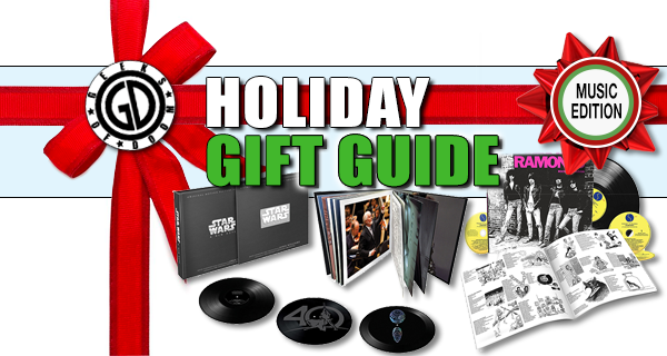 Holiday Gift Guide 2017 Music