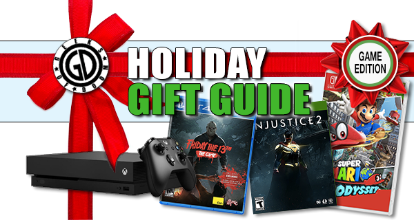 Holiday Game Gift Guide 2017