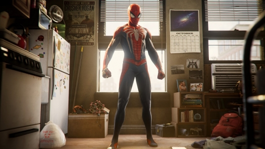 Marvel's Spider-Man Game PS4