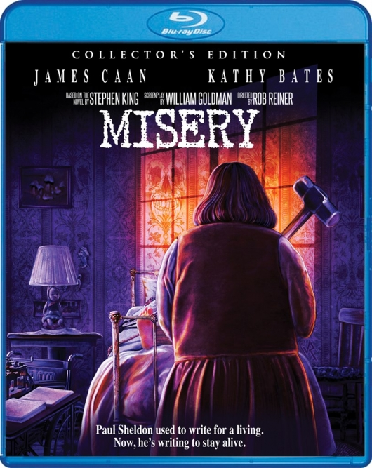Misery (Collector's Edition) Cover Art