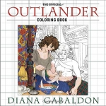 Outlander Official Coloring Book