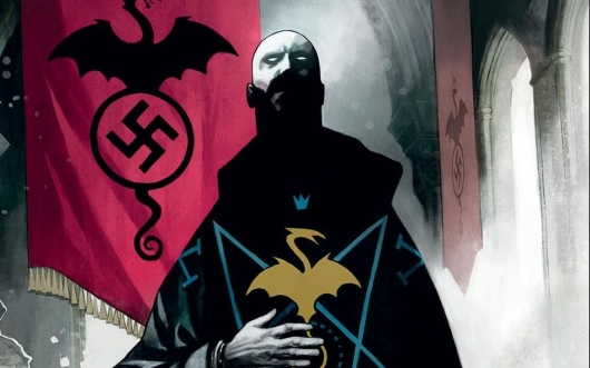 Rasputin: The Voice Of The Dragon #1 header