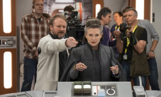 Rian Johnson Directing Star Wars: The Last Jedi