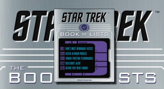 Star Trek: The Book of Lists banner