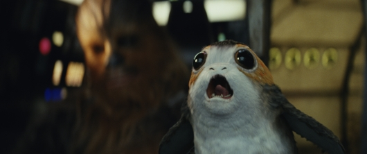 Star Wars: The Last Jedi Porg