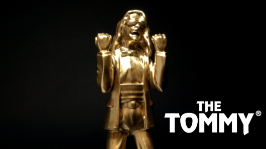 The Disaster Artist Tommy Award