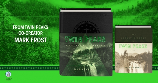 Twin Peaks: The Final Dossier book banner