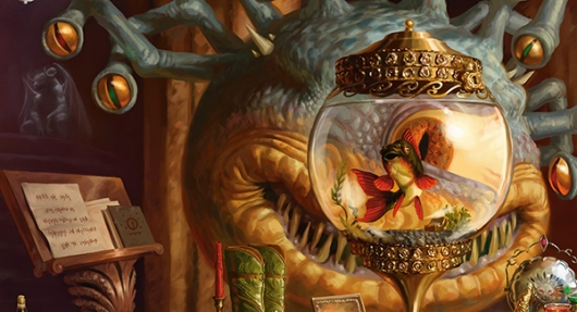 Dungeons & Dragons Xanathar's Guide To Everything book banner