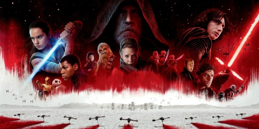 Heroes and Villains of the Last Jedi