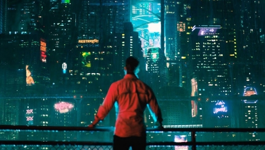 Netflix's Altered Carbon Header Image