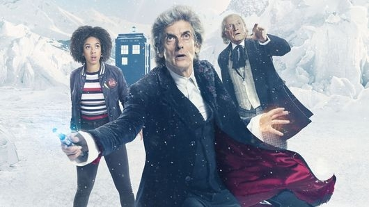 Doctor Who 2017 Christmas Special Twice Upon A Time