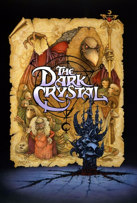 Jim Henson's The Dark Crystal Poster