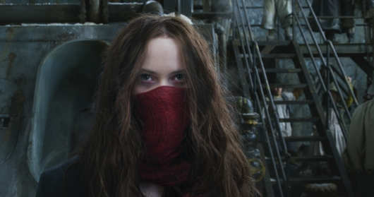 Mortal Engines trailer header