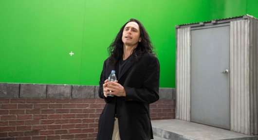Movie Review: The Disaster Artist, starring James Franco as Tommy Wiseau