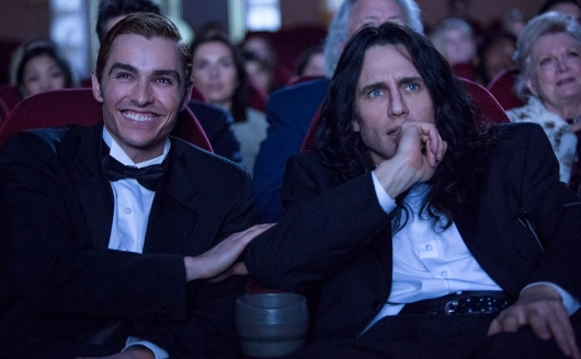 Movie Review: The Disaster Artist, featuring Dave and James Franco