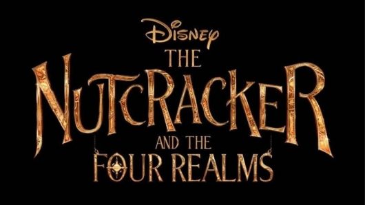 Disney's The Nutcracker and the Four Realms Title Card