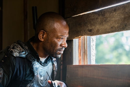 Walking Dead 8.7 Lennie James