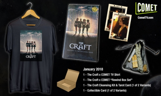 Comet TV The Craft prize pack