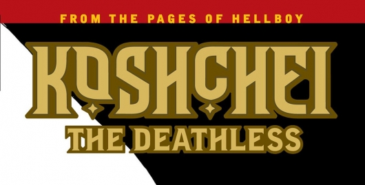 Koshchei The Deathless #1 header