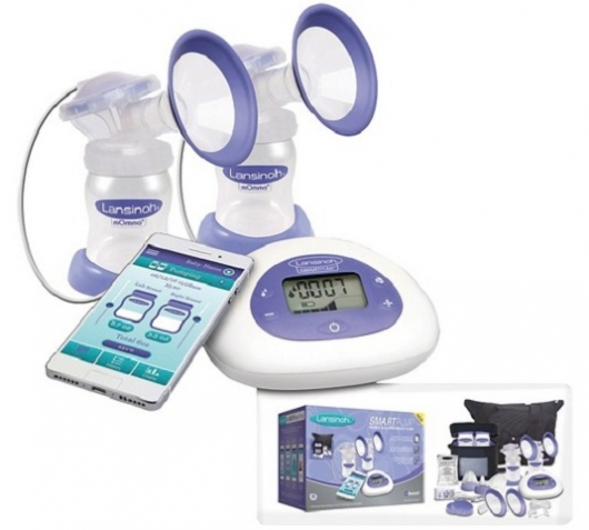 Lansinoh Breast Pumping System