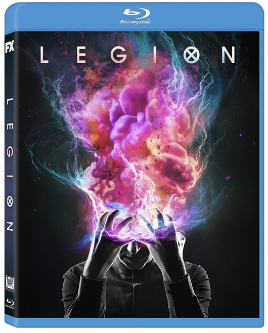 Legion Season 1 Blu-ray Cover