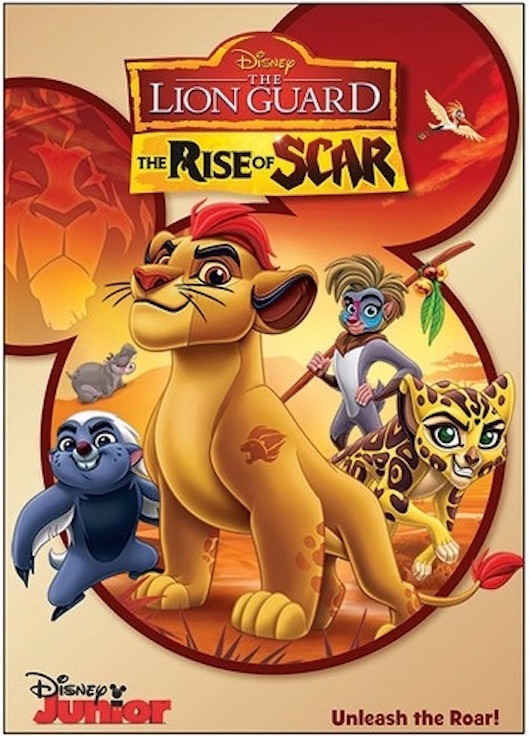 Lion Guard The Rise of Scar