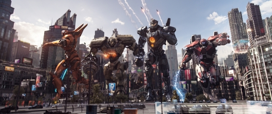 Pacific Rim Trailer Header