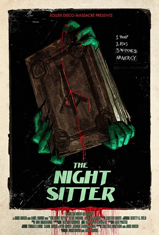 u2018the night sitter u2019 trailer  witches are coming for the