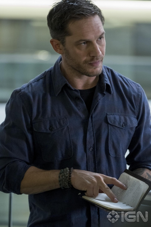 Tom Hardy as Eddie Brock