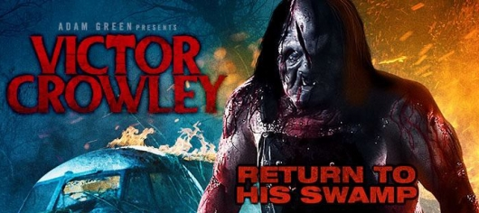 Victor Crowley Hatchet Adam Green