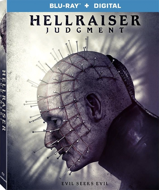 Hellraiser: Judgment Blu-ray