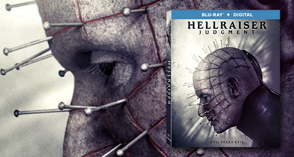Hellraiser: Judgment Blu-ray review