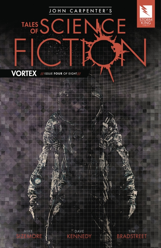 Tales of Science Fiction: Vortex #4 cover