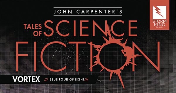 John Carpenter's Tales of Science Fiction: Vortex #4 review