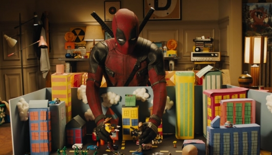 "Deadpool 2 Teaser Video ""Meet Cable"""