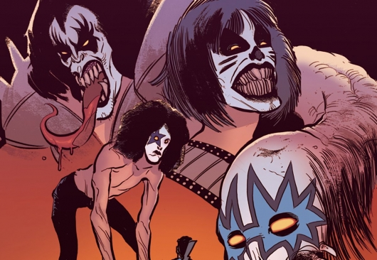 KISS / Army of Darkness #1 header