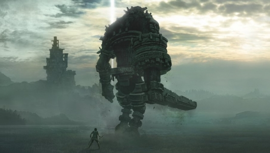 Shadow of the Colossus Header Image