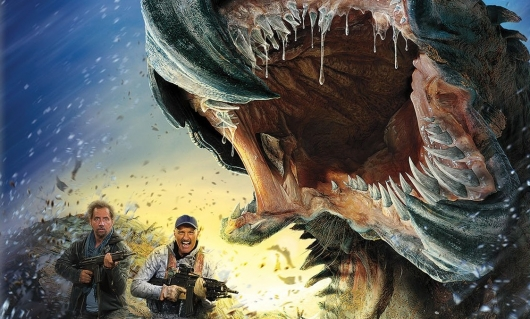 Tremors: A cold Day in Hell Header Image