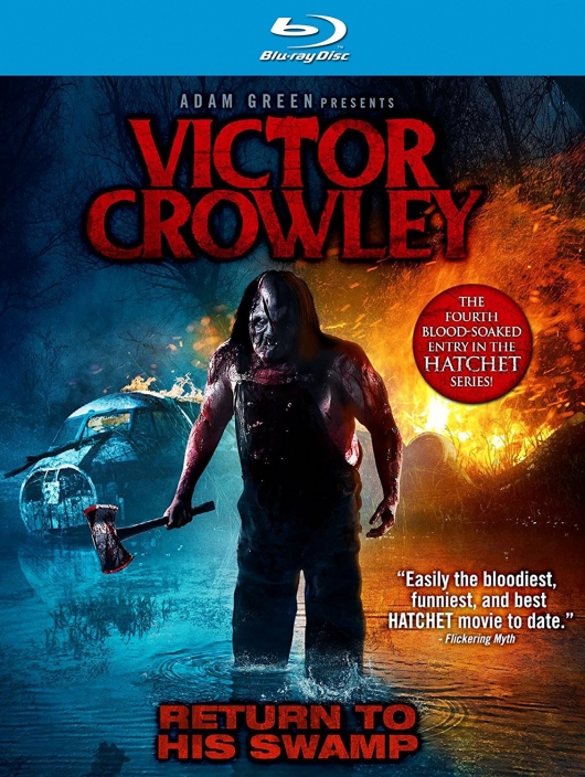 Victor Crowley Cover