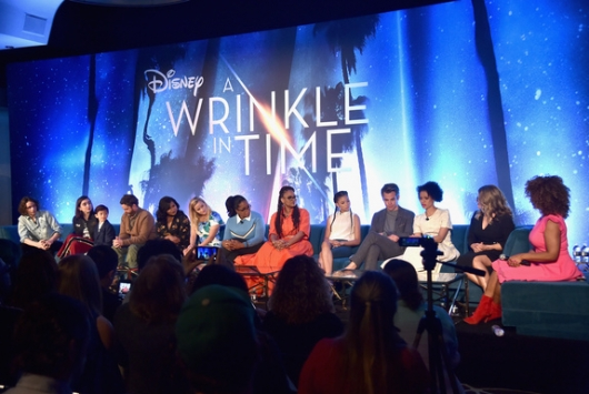 A Wrinkle In Time Press Conference