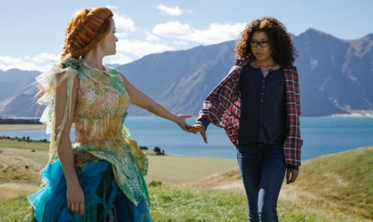 Movie Review: A Wrinkle in Time, starring Reese Witherspoon and Storm Reid