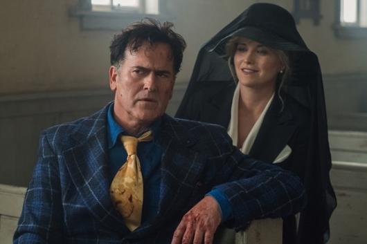 Ash vs Evil Dead 3.3 Ash and Ruby