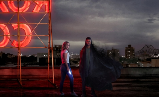 Marvel's Cloak & Dagger Header Image