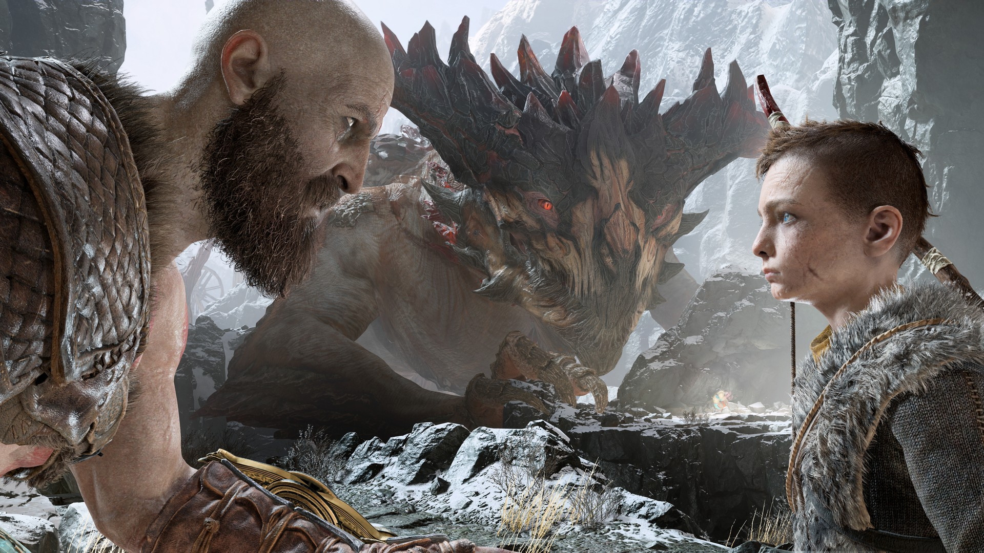 'God Of War': Watch A Combat System Video & 15 Minutes Of Gameplay