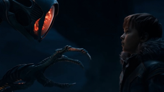 Netflix's Lost In Space