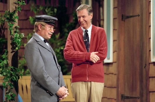 Won't You Be My Neighbor l Mister Rogers