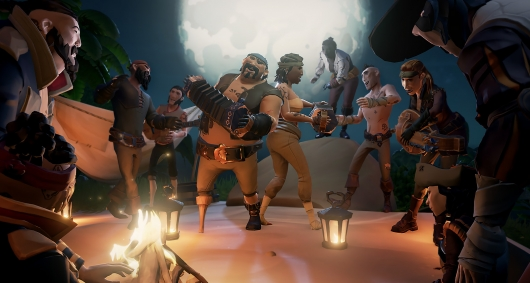 Rare's Sea of Thieves