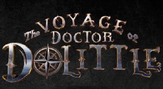 The Voyage of Doctor Dolittle Title Header