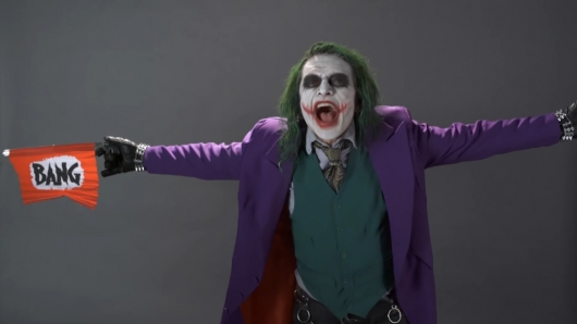 Tommy Wiseau As Joker
